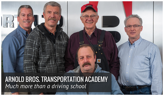 Arnold Bros. Transportation Academy - Much more than a driving school